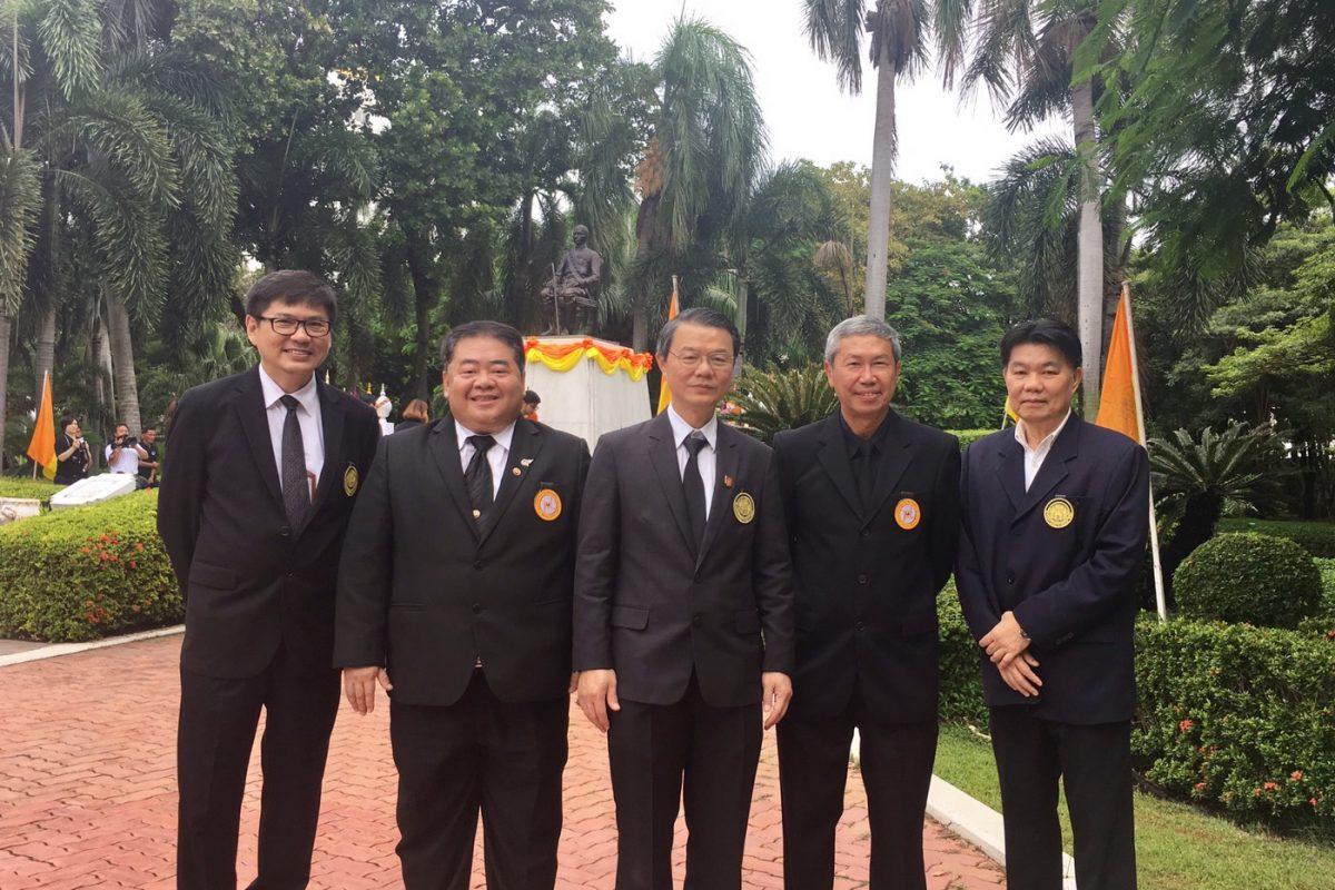 อุปนายกสมาคมฯ เข้าร่วมงานวันวิทยาศาสตร์ไทย